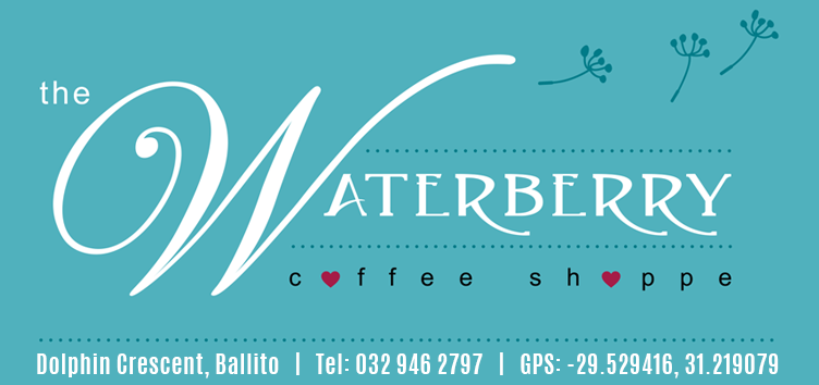 The Waterberry Coffee Shoppe, Ballito, Dolphin Coast